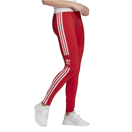 ADIDAS - FM3309 TREFOIL TIGHT Lush Red