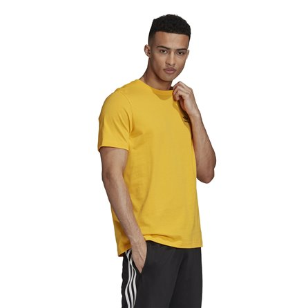 ADIDAS - ESSENTIAL TEE Active Gold
