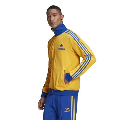 ADIDAS - 70s TRACK TOP Active Gold