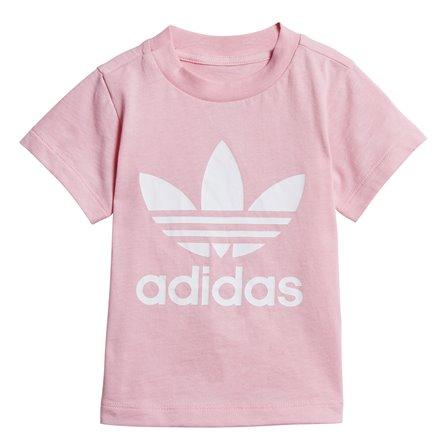 ADIDAS - TREFOIL TEE Light Pink