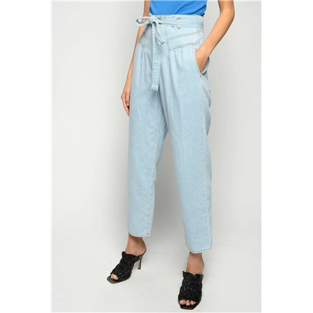 PINKO - Jeans CHERYL 5 Light Blue