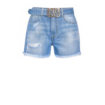 PINKO - Shorts BROOKLYN Blue
