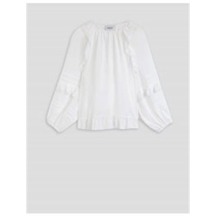 DONDUP - Camicia Over Bianco