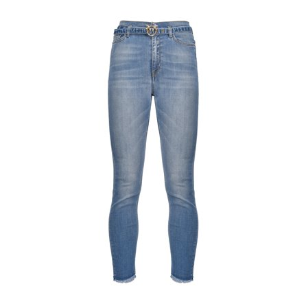 PINKO - Jeans SUSAN 12 Light Blue