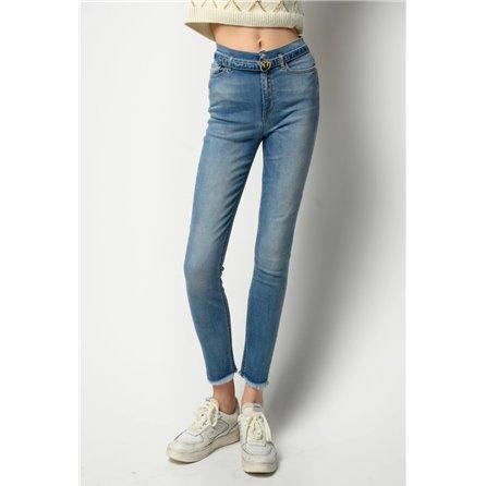 PINKO - Jeans SUSAN 12 Light Blue