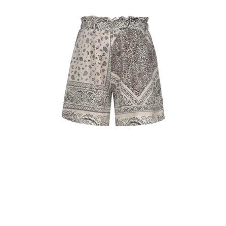 PINKO - Shorts CHIMERA Beige/Nero