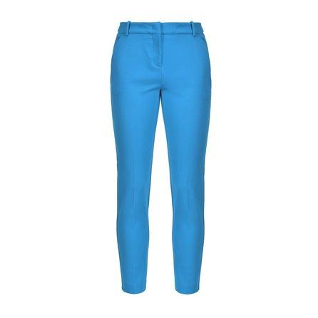 PINKO - Pantalone BELLO 100 Blue Imperiale
