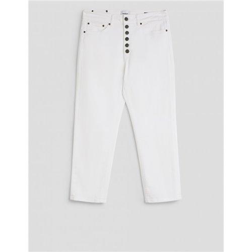 DONDUP - Pantalone KOONS Bianco