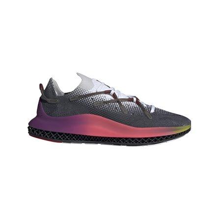 ADIDAS - 4D FUSION Grey Ultra Purple
