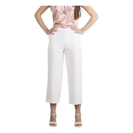 PINKO - Pantalone CALVO Bianco