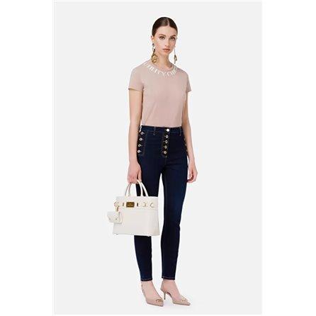 E. FRANCHI - PJ20S Jeans Bleu