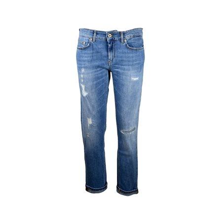 DONDUP - Jeans Skinny In Denim Stretch Blue